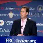 Rick Santorum Disses 'Smart' People, Tries To Endorse Mitt Romney At Values Voter Summit: VIDEO