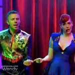 The Scissor Sisters 'Have a Kiki' on the Premiere of 'The Wendy Williams Show': VIDEO
