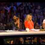 On 'The X Factor', A Contestant Fights Back: VIDEO
