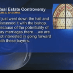 Gay Couple Blocked by Catholic Church in Real Estate Deal Files Suit Alleging Discrimination