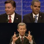 Obama and Romney Tell Jim Lehrer to 'Shut the F**k Up': VIDEO