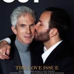 Tom Ford and Partner Richard Buckley Welcome a Son