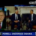 John Sununu Suggests Colin Powell's Endorsement of Obama was Racism: VIDEO
