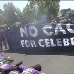 LGBT Activists, Organizers Clash at Johannesburg Pride Parade: VIDEO