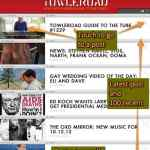 Towleroad Touch Editions for iPad (BETA): Basic Features and How to Navigate