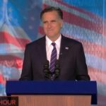 Romney Speaks About Loss, Blames It on Obama Wooing People with 'Gifts and Initiatives'