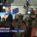Mainers United For Marriage Rally Ahead Of Vote: VIDEO