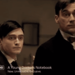 Watch Hamm And Radcliffe In 'A Young Doctor's Notebook' Trailer: VIDEO
