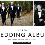 J Crew Profiles Gay Couple in 'Wedding Album' for First Time