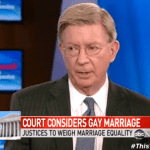 George Will: 'The Opposition To Gay Marriage Is Dying': VIDEO