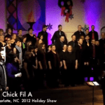 Charlotte LGBT Chorus Sings 'God Bless You Chick-Fil-A:' VIDEO