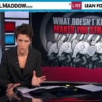 Rachel Maddow on Rick Santorum, World Net Daily, and the Republican Party's Butt-Fumble: VIDEO