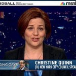 NYC Council Speaker Christine Quinn on Scalia: 'Don't Compare Me to a Murderer Because I'm a Lesbian' – VIDEO