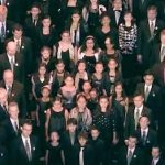 L.A. Gay Men's Chorus and Students Sing David Bowie's 'Peace on Earth' for Newtown Shooting Victims: VIDEO