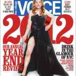 Michael Musto Covers 'Village Voice' As Angelina Jolie: PHOTOS