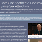 Mormon Church Wants Gays To 'Stay With Us:' VIDEO