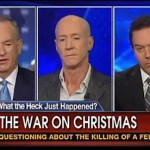 Bill O'Reilly Believes That the 'Gay Rights Agenda' is at the Root of the 'War on Christmas': VIDEO