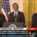 White House: 'Obama Believes Hagel's Statement of Apology' on Gay Rights – VIDEO