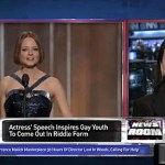 'The Onion' Mocks Jodie Foster's 'Kind of Coming Out' Speech: VIDEO