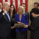 Joe Biden Has Been Sworn In For A Second Term: VIDEO
