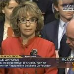 Former Rep. Gabby Giffords Tells Senate Panel 'We Must Do Something' About Gun Violence: VIDEO