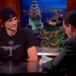 Vikings Punter and Gay Rights Advocate Chris Kluwe Talks with Stephen Colbert: VIDEO