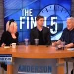 Anderson Cooper is a Banana Vigilante: VIDEO