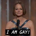 What Jodie Foster Was Thinking: VIDEO