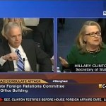Hillary Clinton Rips Into Senator Ron Johnson (R-WI) Over Benghazi Attack: VIDEO