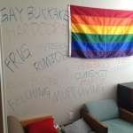 Boston Law School LGBT Group Vandalized with Vulgar Graffiti
