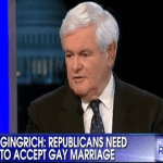 Gingrich Wants GOP To Understand 'Human Side' Of Gay Rights: VIDEO
