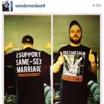 Nashville Music Venue Fires Employee for Wearing T-Shirt Supporting Marriage Equality