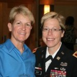 Founder of Support Group for LGBT Military Partners to Sit with Michelle Obama at 'State of the Union' Address