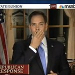 A Super-Cut of Marco Rubio's Dry Mouth Lip Smacking: VIDEO