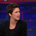 Rachel Maddow Tells Jon Stewart About Her Visit to the Supreme Court, Calls Justice Scalia a 'Troll': VIDEO