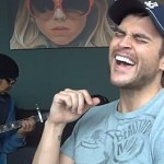 Cheyenne Jackson Covers Elton John: VIDEO