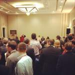 Panel Packed for 'Gay Infiltration' of CPAC While NOM Panel Attracts Sparse Crowd: PHOTOS, VIDEO