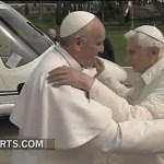Two Popes Come Together: VIDEO