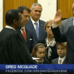Tracy Thorne-Begland Sworn In As Virginia's First Openly Gay Judge: VIDEO