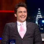 James Franco Talks to Stephen Colbert About the Mysteries of His Persona: VIDEO