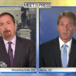 GOP Senator Jeff Flake: Republican Presidential Candidate Who Supports Marriage Equality 'Inevitable': Video