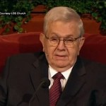 LDS Leader Boyd Packer Says Family is Under Attack, Tells Mormons to Resist 'The Tolerance Trend': VIDEO
