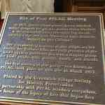 PFLAG Founder Jeanne Manford Honored in Plaque on NYC Church Where Organization Was Born