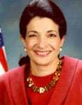 Former Senator Olympia Snowe (R-ME) Supports Marriage Equality Now That She's Retired