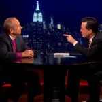 Stephen Colbert Interviews Gay Episcopal Bishop Gene Robinson About Leviticus, Gay Marriage: VIDEO