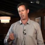 Rick Santorum Froths Over 'Free Speech Rights' After Michigan High School Cancels His Appearance
