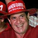 Paraguay's Presidential Frontrunner Says He'd Shoot Himself in the Nuts if His Son Married a Man