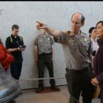 Mariela Castro Visits Liberty Bell in Philadelphia: VIDEO