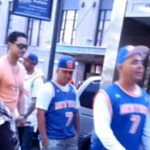 Police Release Footage of 8 Knicks Fans Wanted in Violent Attack on Gay Couple: VIDEO
