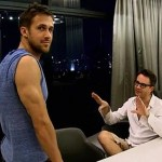 Ryan Gosling Enjoying Some Sexual Innuendo with His Director: VIDEO